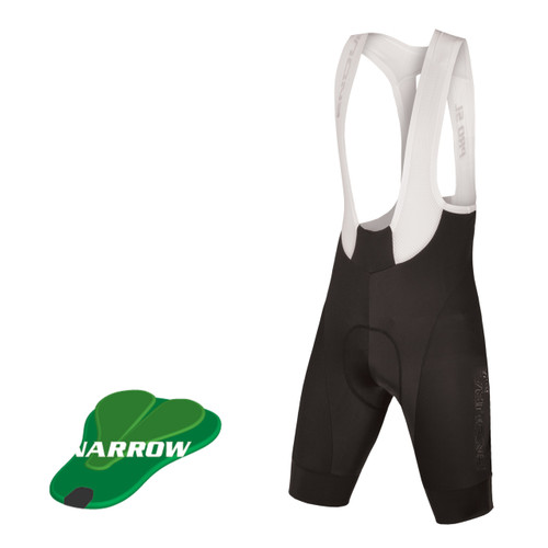 Endura - Pro SL Long Leg Bibshort II (Narrow-Pad)