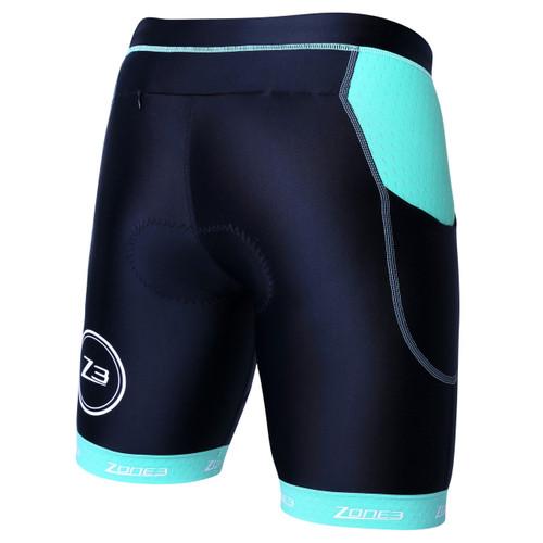 Zone3 - Women's Aquaflo Plus Tri Shorts
