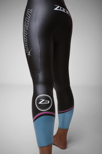 Zone3 - Vision Wetsuit - Ex-Rental One Hire - Women's - 2017