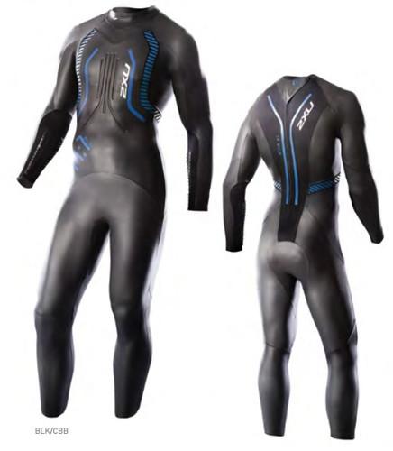 2XU - Men's A:1 Active Wetsuit - Ex-Rental One Hire