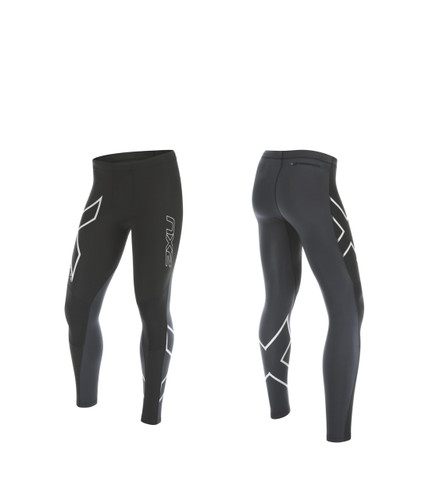 2XU - Men's Wind Defence Compression Tights - AW17