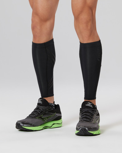 2XU - Lock Compression Calf Guards - Unisex - AW17