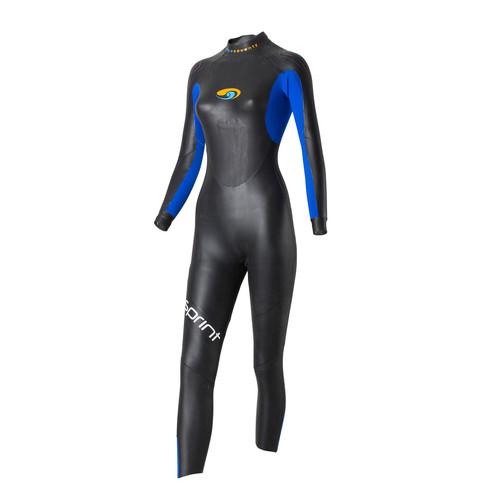 Blue Seventy - 2018 Sprint Wetsuit - Women's - Ex-Rental 1 hire