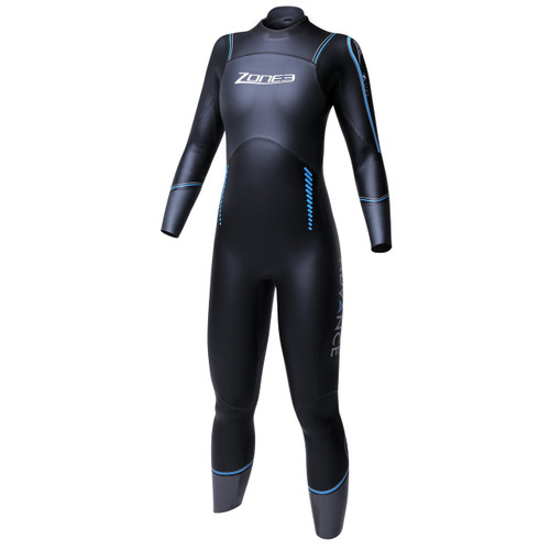 Zone3 - Women's Advance Wetsuit - Ex Rental 2 Hire