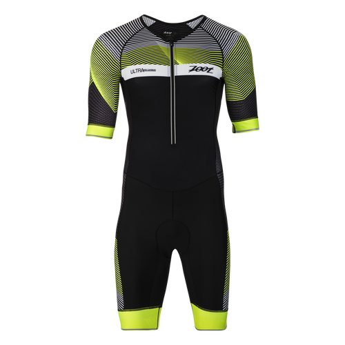 Zoot - Men's Ultra Tri Aero Skinsuit - 2018