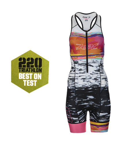 Zoot - Women's LTD Tri Racesuit - 2018