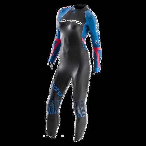 Orca - Women's Alpha Wetsuit - 2018