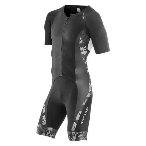 Orca - Men's 226 Kompress Aero Short Sleeved Race Suit - 2018