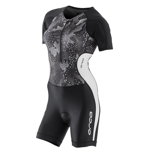 Orca - Women's Core Short Sleeve Race Suit - 2018
