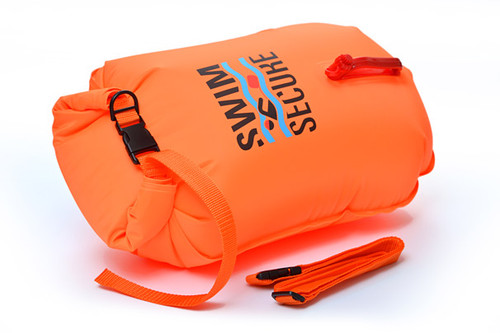 Swim Secure - ChillSwim Safety Buoy & Dry Bag - 20L, 28L, 35L, 50L