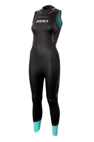 Zone3 - Vision Sleeveless Wetsuit - Women's - 2018