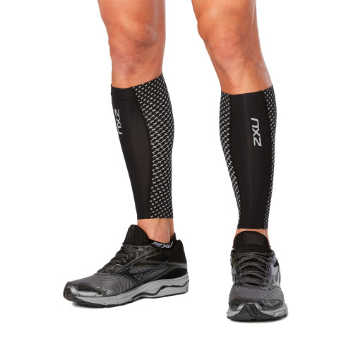 2XU - Reflect Compression Calf Guards - Unisex - AW17