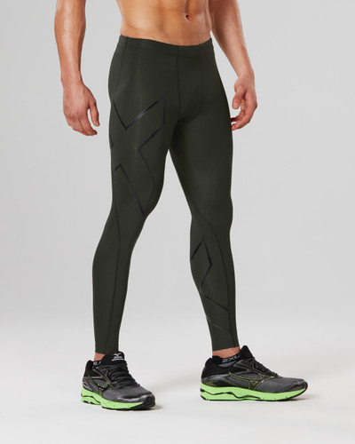 2XU - Men's Print Compression Tights - AW17