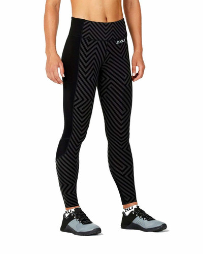 2XU - Fitness Comp Tights with Storage - Women's - 2018