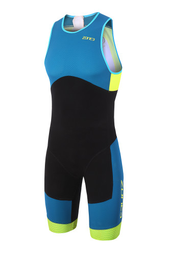 Zone3 - Aeroforce Sub 220 Reverse zip ITU design - Men's - 2018