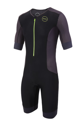 Zone3 - Aquaflo Plus Short Sleeve Trisuit - Men's - 2018