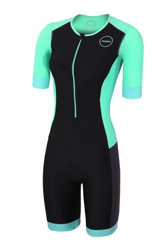 Zone3 - Aquaflo Plus Short Sleeve Trisuit - Women's - 2018