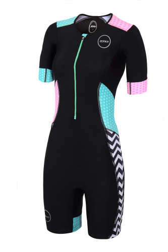 Zone3 - Activate Plus Short Sleeve Trisuit - Women's - 2018