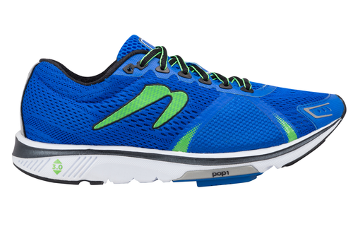 Newton - Men's Gravity 6 - 2017 | Royal Blue/Lime