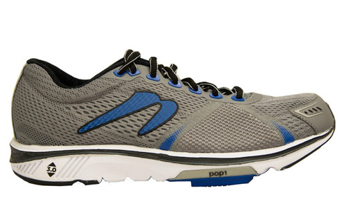 Newton - Men's Gravity 6 - Neutral Trainer -  2017 | Royal Silver/Blue