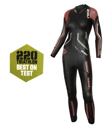 2XU - Women's Propel Pro Wetsuit - 2018