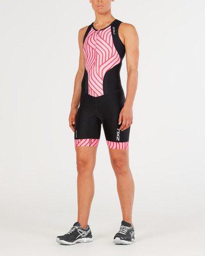 2XU - Perform Front Zip Trisuit - Women's - 2018