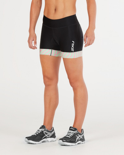 "2XU - Perform 4.5"" Tri Short - Women's - 2018"