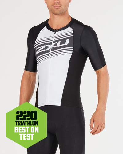 2XU - Compression Sleeved Tri Top - Men's - 2018