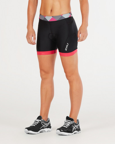 "2XU - Active 4.5"" Tri Short - Women's - 2018"