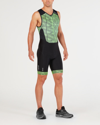 2XU - Perform Front Zip Trisuit - Men's - 2018