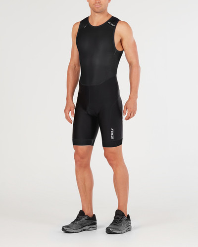 2XU - Perform Rear Zip Trisuit - Men's - 2018