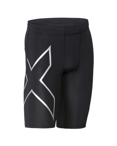 2XU - Men's Run Comp Shorts w Back Pocket - 2018