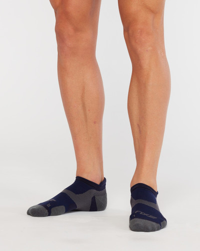2XU - Vectr Merino Light No Show Socks - 2018