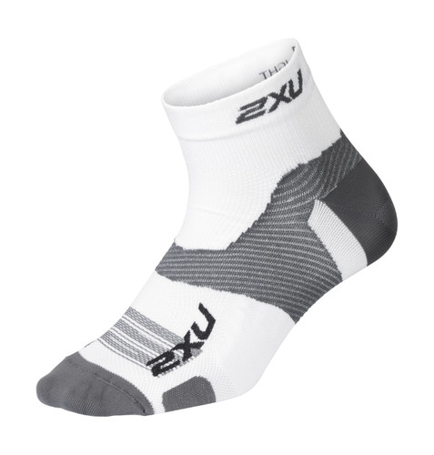 2XU - Vectr Ultralight 1/4 Crew Socks - 2018