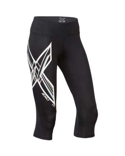 2XU - Women's Ice X Mid-Rise Comp 3/4 Tights - 2018