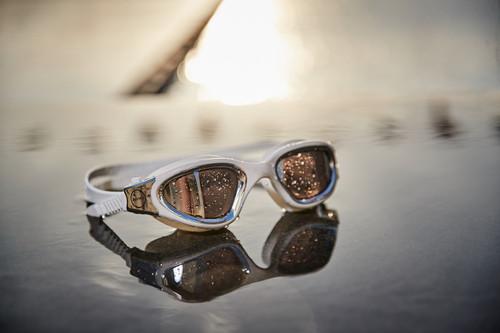Zone3 - Vapour Goggles - Metallic Silver