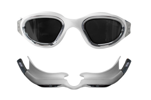 Zone3 - Vapour Polarised Goggles - Metallic Silver