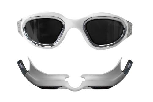 Zone3 - Vapour Polarised Goggles - Metallic Silver