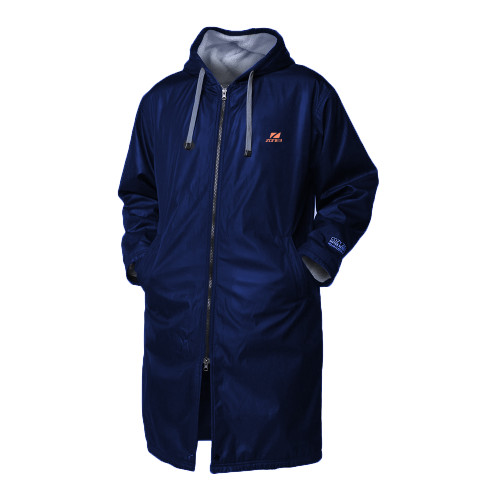 Zone3 - Polar Fleece Parka Robe Jacket