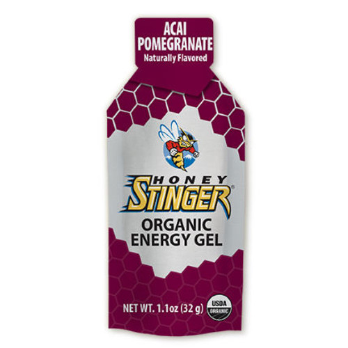 Honey Stinger Organic Energy Gel (24 x 32g)