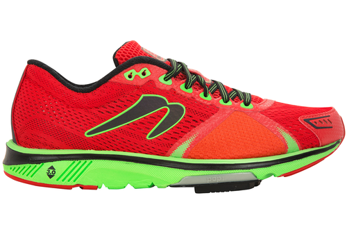 Newton - Men's Gravity 7 - 2018 - Red/Green/Black
