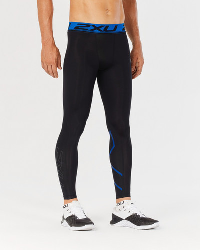 2XU - Men's Accelerate Compression Tights - 2018