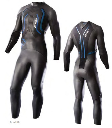 2XU - Men's A:1 Active Wetsuit - Ex-Rental Two Hire