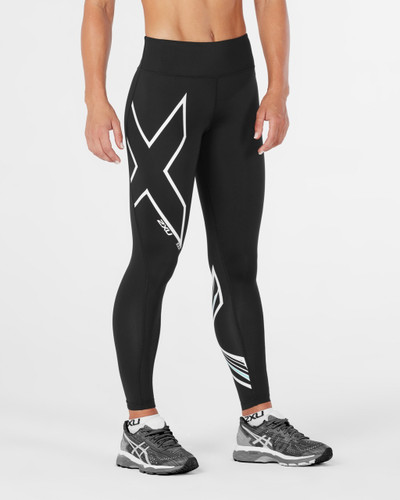 2XU - Women's Ice X Mid-Rise Compression Tights - 2018