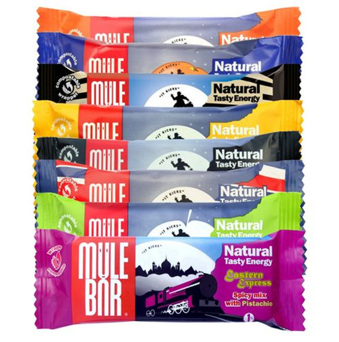 MuleBar - Energy Bars 40g x 30