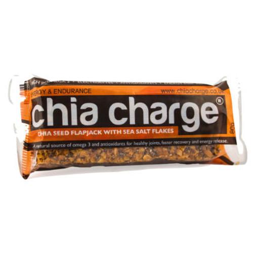 Chia Charge - Flapjacks (20 x 80g Bars)