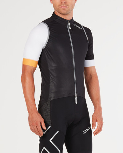 2XU - Men's Cycle Gilet 2018