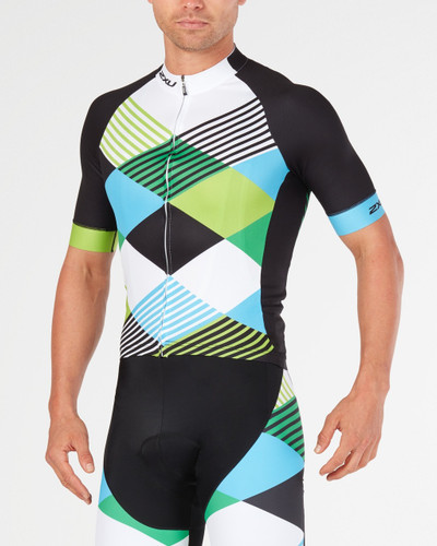 2XU - Men's Sub Cycle Jersey - 2018