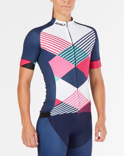 2XU - Women's Sub Cycle Jersey 2018
