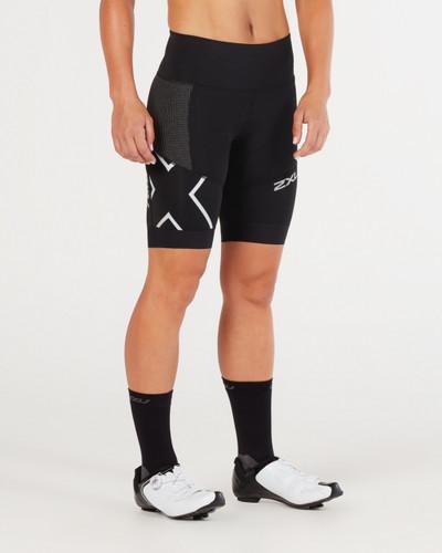 2XU - Women's Compression STEEL X Cycle Shorts - 2018